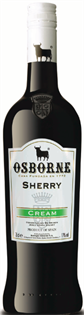 Osborne Sherry Golden Cream 750ml - Case...